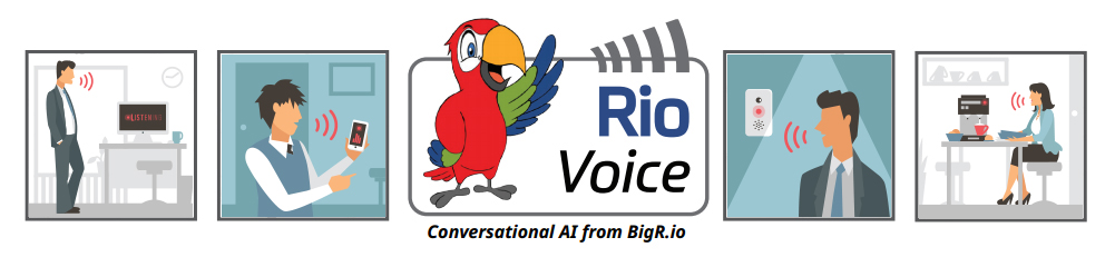 Conversational AI from Voice